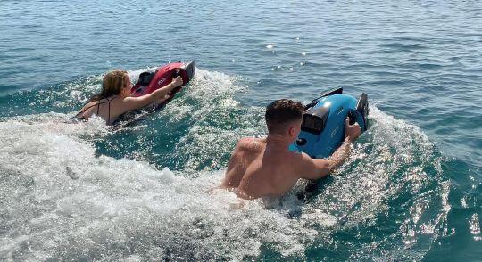 iAqua le scooter sous-marin