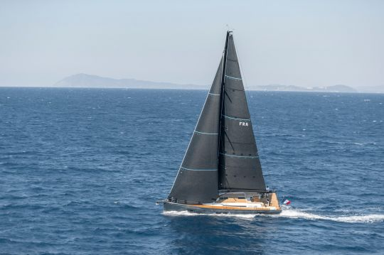 First Yacht 53 sous voile