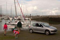 Transportables Boot - Einrumpfboot oder Trimaran?
