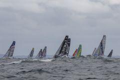 35 Skipper für einen Sieg beim Solitaire du Figaro 2020