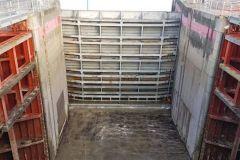 Neuer Erlass zur Aufhebung der Brücken des Rance-Staudamms, September 2020